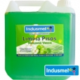 Limpia Pisos Manzana Verde Indusmel 5 Litros