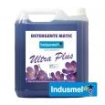Detergente Ultra Plus Indusmel 5 Litros