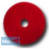 "Pad Abrillantadora Rojo 17"" -para Maquinaria de Aseo"