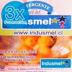 Detergente Bebé x 3 Unidades
