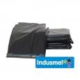 Bolsas de Basura Negra 10 Unidades 70 X 90 X  50 Micrones