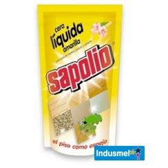 Cera Crema Doypack Sapolio
