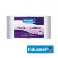 Papel Higiénico Jumbo para Dispensador 300Mts.por 6 unidades