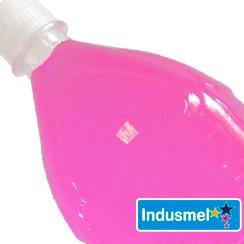 Detergente Líquido Concentrado Indusmel 2 Litros