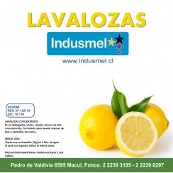 Lavalozas Calidad Intermedia Indusmel 5 Litros