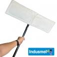 Mopa Microfibra Chenille Ultra Absorbente 34 x 16 Azul Completa