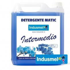 Detergente Líquido Calidad Intermedia Indusmel 5 Litros
