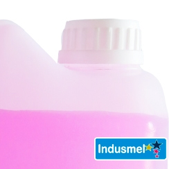 Detergente Líquido Concentrado Indusmel 5 Litros