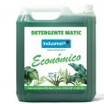 Detergente Líquido Económico Indusmel 5 Litros