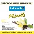 Desodorante Ambiental Vainilla 900cc con atomizador
