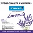 Desodorante Ambiental Lavanda 900cc con atomizador