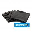 Bolsa de Basura Negra 10 Unidades 80 X 110 X 0,50 Micrones carga pesada