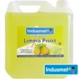 Limpia Pisos Limón Indusmel 5 Litros